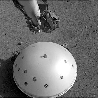 "NASA""洞察""号首次探测到火星地震,传感器立功了?"