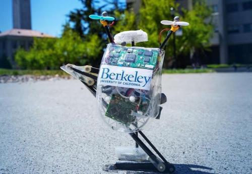 UC伯克利最会跳的机器人Salto大升级,户外也可以运动自如